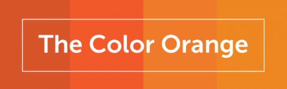 The Color Psychology of Orange