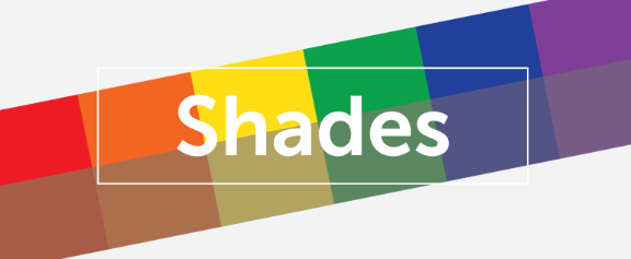 Shades section header