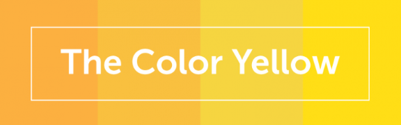 Color Psychology of Yellow
