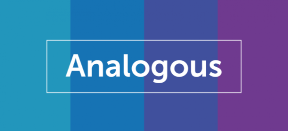Examples of analogous colors